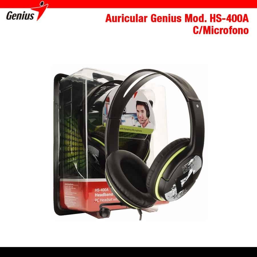 Auricular Headphone HS-400A