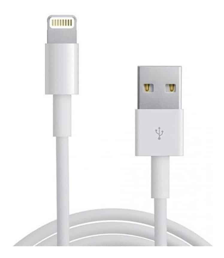 Cable USB a Lightning iphone 8pin Netmak