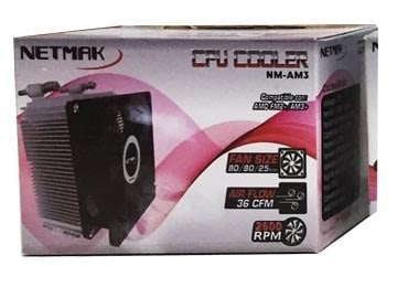 Cooler CPU AMD AM3/AM3+
