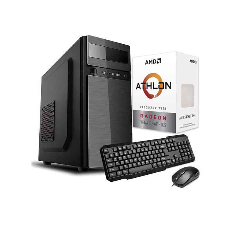 PC AMD Athlon ECO Starter - Ahora 12 Ahora 18