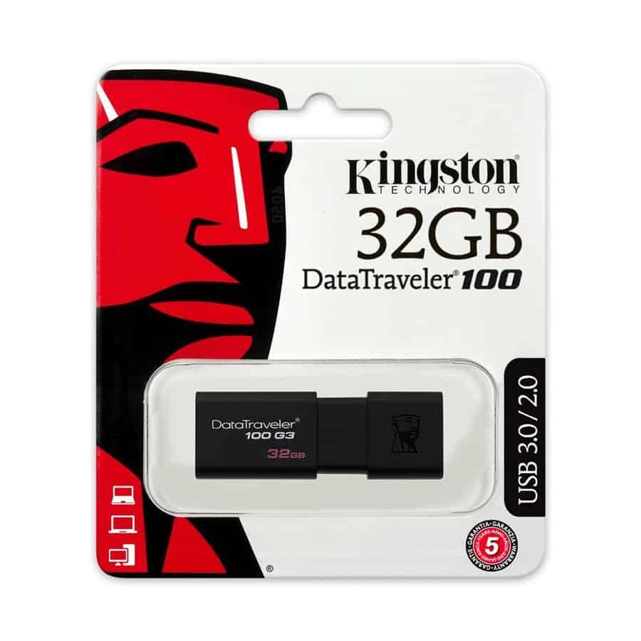 PenDrive Datatraveler 32Gb Usb 3.0