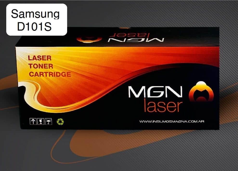 Toner Negro MLT-D101S alternativo samsung