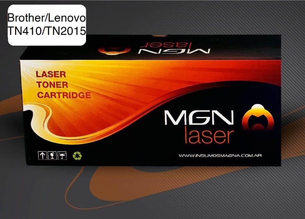 Toner Negro TN410/TN2015 alternativo Brother/Lenovo