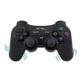 Joystick Wireless Playstation 3 PS3 Bateria Recargable Netmak NM-P310