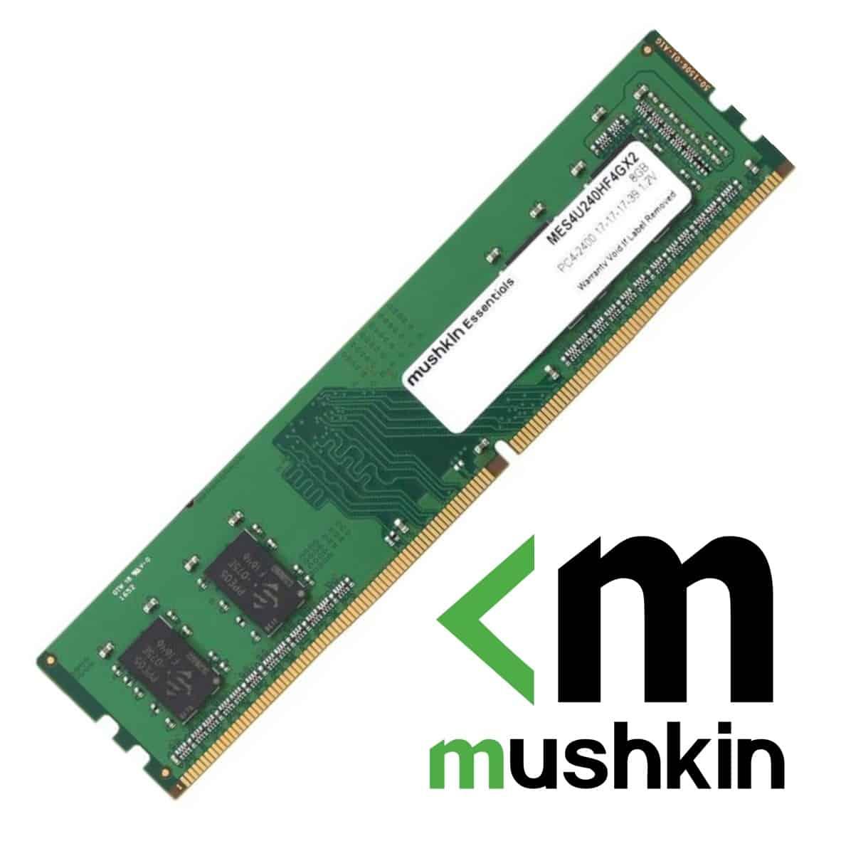 Memoria Mushkin Essentials 8GB DDR4 2666Mhz