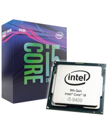Microprocesador Intel I5-9400 9MB 2.90 GHz Socket 1151 - 9° Gen