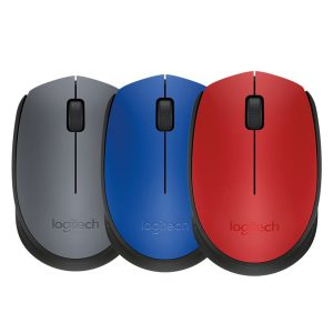 Mouse Logitech Wireless M170 Varios Colores