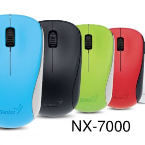 Mouse Genius Wireless NX-7000 Varios Colores