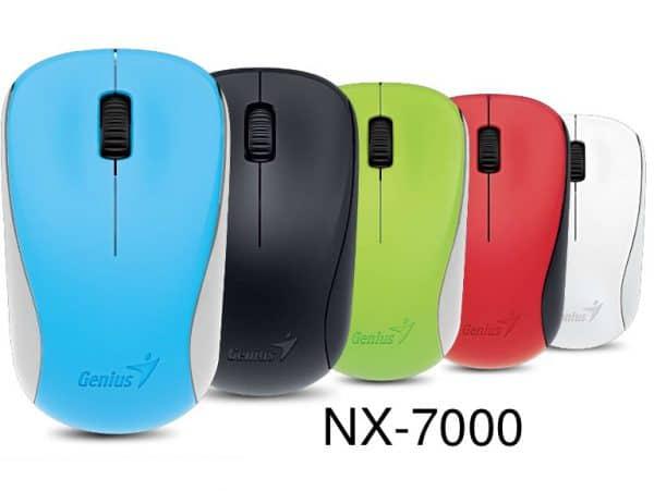 Mouse Genius Wireless NX-7000 Varios Colores