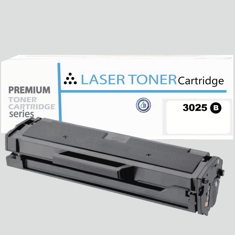 Toner Negro X3020 alternativo 106r Xerox 3020