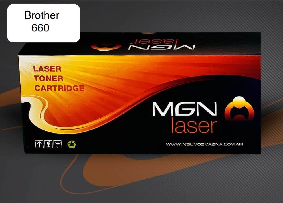 Toner Negro alternativo 660 Brother